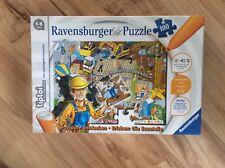 Tiptoi: Baustellen-Puzzle