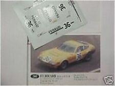 Articoli di modellismo statico da anno del veicolo 1972 Scala 1:43