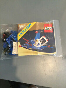 Lego Vintage Cosmic Charger 6845 Complete Set W/Instructions Classic Space