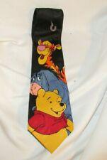 Men's tie Disney Winnie the Pooh Pooh and Tigger Eeyore