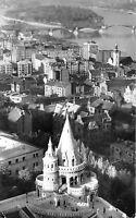 B28484 Budapest Kilatas a Matyas templombol     hungary