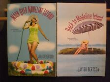 M 00004000 Oon Over & Back To Madeline Island By Jay Gilbertson 2 Trade Paperback Novels