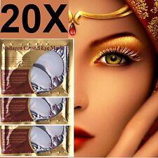 Unisex Augenpflege-Produkte als Gel-Augenmaske gegen Falten ohne Tönung