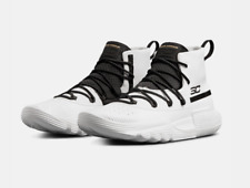 Under Armour Basketball Shoes Mens Size 12  or 13 White SC Steph Curry 3Zero II