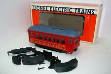 O On30 Lionel Trolley Car 1 Pole – (L1008) BODY ONLY