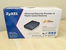 ZYXEL P-BB1H ADSL2+ PORT SECURITY GATEWAY ROUTER