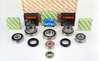 FIAT 500 / PUNTO 5 SPEED C514.5 GEARBOX STANDARD BEARING & SEAL REBUILD KIT