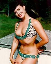 Bettie Page Maravilloso 10x8 Foto