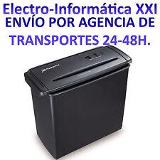 DESTRUCTOR DE DOCUMENTOS PHOENIX 10L  ENVIO POR AGENCIA 24-48 H