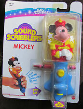 New listing Rare*24-Yr.Old*Sealed Disney Mickey Mouse Coloring Sound Figure From 1994!