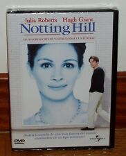 NOTTING HILL- DVD - SEALED - NEW - COMEDY - HUGH GRANT - JULIA ROBERTS