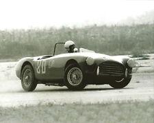 Vintage 8X10 Auto Racing Photo SCCA 1964 Courtland, AL AC Ace Bristol