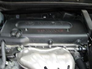 2007-2009 TOYOTA CAMRY OR SOLARA 2.4L VVTI  2AZFE ENGINE (FEDERAL)