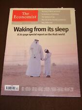 THE ECONOMIST - THE ARAB WORLD - July 25 2009 Vol 392 # 8641