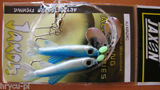 JAXON RIGS SEA FISHING LURES - PERFECT ON THE BIG FISH !!!