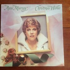 Anne Murray Christmas Wishes 1981 Capitol LP NM