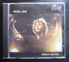 CD rare PEARL JAM- Eddie's Secrets
