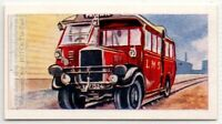 1931 Dual Road-Rail Cars London England Vintage Trade Ad Card