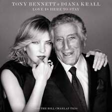 Diana Krall & Tony Bennett - Love Is Here To Stay (NEW CD)