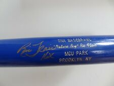 "RIC FLAIR ""THE NATURE BOY"" TNA BASEBRAWL -SIGNED BROOKLYN NY LOUISVILLE SLUGGER"