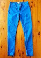 VERONIKA MAINE Blue Skinny Stretch Jeans Size 6