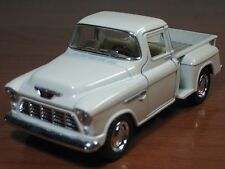 1/32 1955 Chevy Stepside Pick-Up Truck Metal Diecast Model Alloy Collection WH