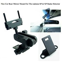 One Set Nice Car Rear Mirror Mount Good For The radenso SP & XP Radar Detectors