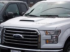 2015-2017 Hood Scoop for Ford F150 By MrHoodScoop UNPAINTED HS003