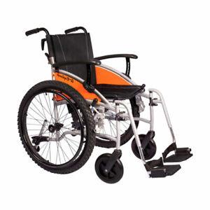 Excel G-Explorer All Terrain Wheelchair , Lightweight Wheelchair , no VAT