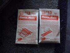 Lot of 2 Ho Scale Kadee Magne-Matic #13 Uncouplers #321 and #308 Nip