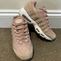 Nike Air Max 95 Ladies Womens Trainers Pink UK Size 6