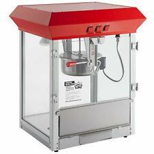 Carnival King Pm850 8 Oz Commercial Popcorn Machine Popper 120v 850w