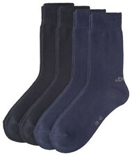 s.Oliver - (S20028) - Business Socken - 12 Paar - blautöne - Größe 43/46