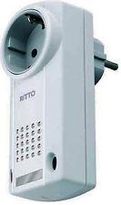 Ritto Funk-Signalgerät TwinBus 1795070 weiß Funksignalgerät für Steckdose