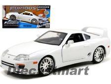 Coches, camiones y furgonetas de automodelismo y aeromodelismo Jada Toys Fast & Furious Toyota