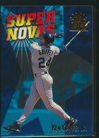 1999 Topps Stars Foil Parallel #178 Ken Griffey Jr.  Seattle Mariners 167/299