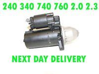 VOLVO 164 2.9 Starter Motor 68 to 74 Remy 5003617 5001614 5001613 5001599 463856