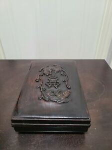 Box Of Chinese Antique Seal Collection (14 piece)