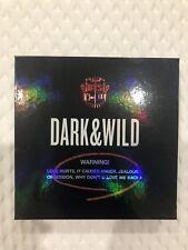 BTS Dark and Wild Album (no pc)