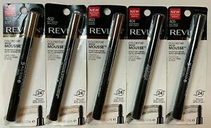 Revlon Colorstay 24 Hrs Brow MOUSSE *You Choose Shade - Volume Discount*