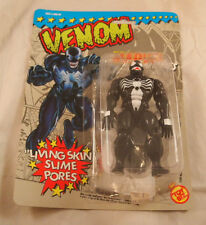 Toy Biz Marvel Superheroes Venom Living Skin Pores Action Figure Brand New
