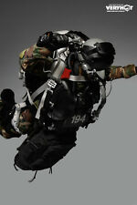 VERYHOT VH 1040 US NAVY SEAL HALO UDT JUMPER CAMO DRY SUIT VERSION 1/6 FIGURE