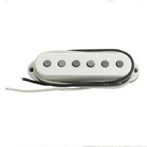 Suhr V60LP Low Peak Single Coil Guitar Pickup NECK Alnico V Special WHITE