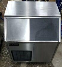 Nice Ice-O-Matic Undercounter 400 Lb. Flaker Ice Machine W/ 143 Lb. Storage