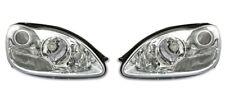 Mercedes Benz S-Klasse W220 Klarglas Facelift Xenon Optik Scheinwerfer chrom NEU