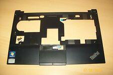Lenovo Thinkpad X100e Keyboard Bezel / Palmrest & Touchpad Power Mic FRU 60Y5284