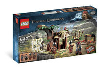 LEGO Pirates of the Caribbean 4182 The Cannibal Escape *RETIRED SEALED*