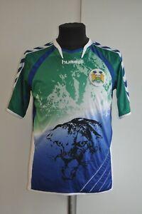 SIERRA LEONE 2009-2011 HOME FOOTBALL SHIRT SOCCER JERSEY TRIKOT MAGLIA
