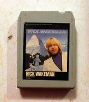 8-Track: Rick Wakeman: Rhapsodies (Rhapsody)