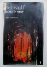 """BEOWULF"" Seamus Heaney, A New Translation. 1st. Edition 2nd. print. ex library"